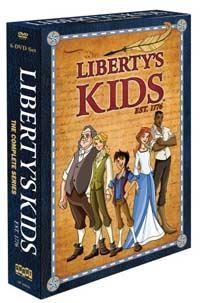 Order Liberty's Kids - The Complete Series from Amazon